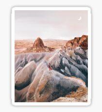 Desert Hills Sticker