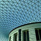 British Museum atrium by TJLewisPhoto