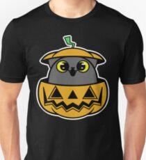 Pumpkin cat Unisex T-Shirt