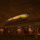 Docklands Light Railway by Lea Valley Photographic