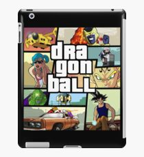 Db Gta iPad Case/Skin