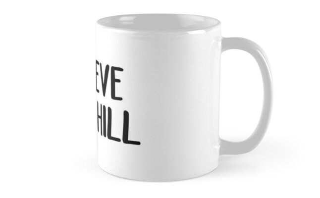 I believe Anita Hill Classic Mugs