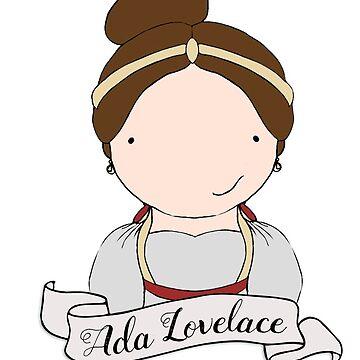 Ada Lovelace by mimiboo