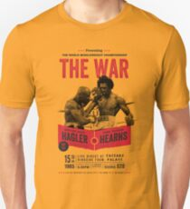 Hagler vs Hearns Boxing T-shirt Unisex T-Shirt