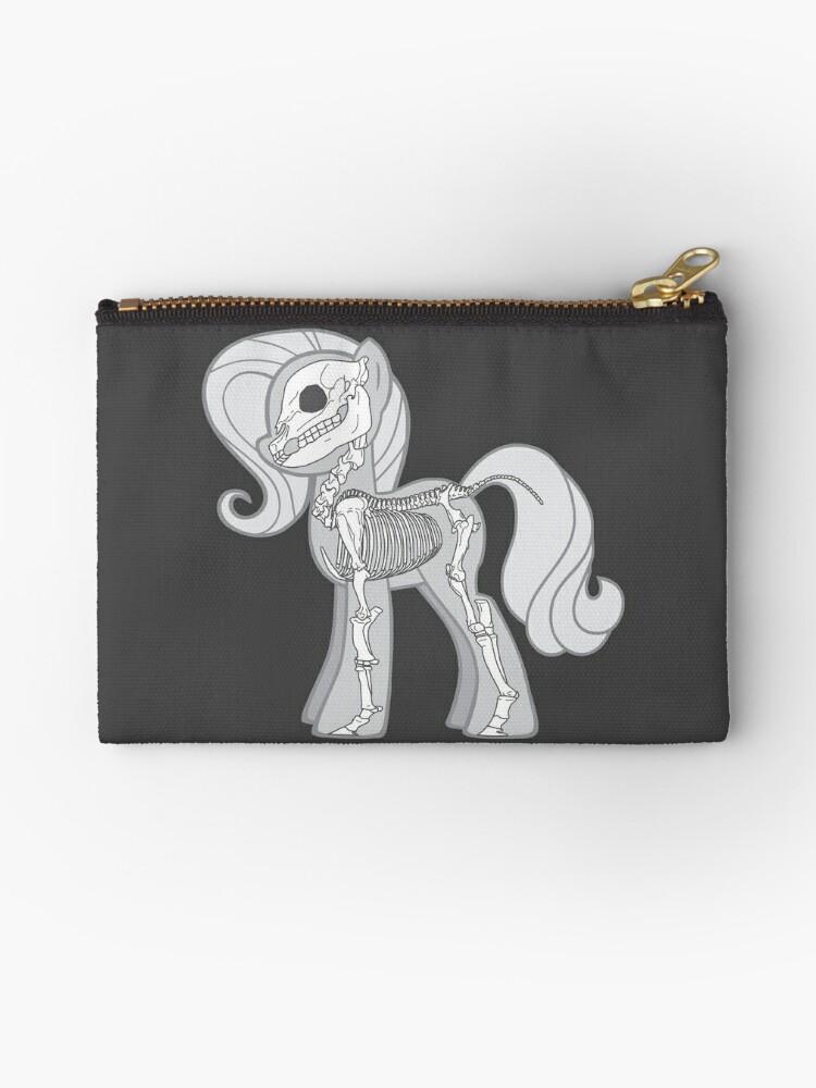Bolsos de mano «Mi pequeño esqueleto: Earth Pony» de er3733 | Redbubble