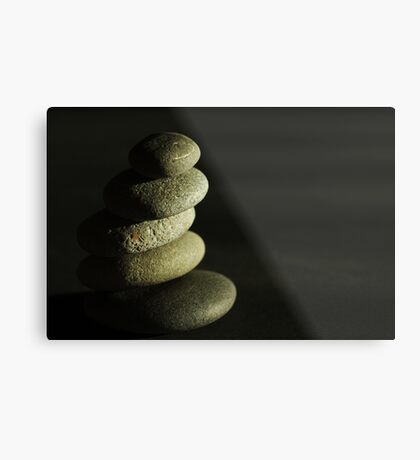 stoned again Metal Print
