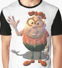 Carl Whezer Grafik T-Shirt