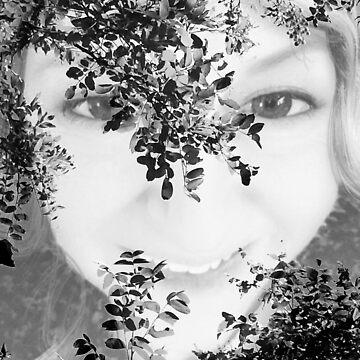 Peeking Through by Anniepics