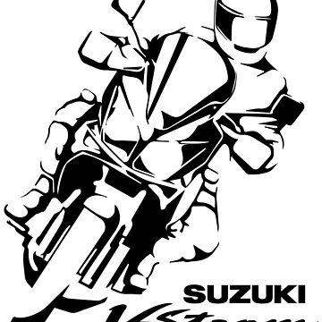 V-Strom Rider by GKdesign