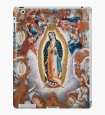 Virgin of Guadalupe, 1779 - Mexican Artwork  iPad Case/Skin