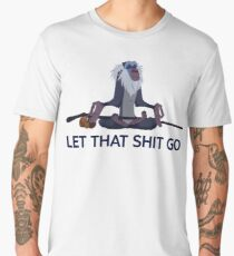 Rafiki, let that shit go Men's Premium T-Shirt