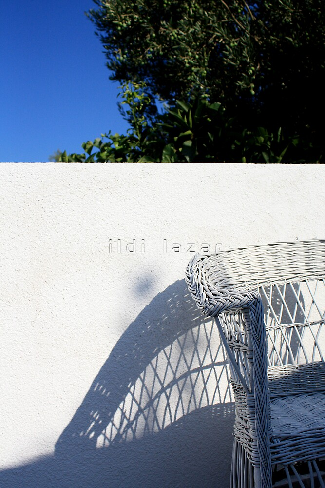 Shade on the wall by i l d i    l a z a r