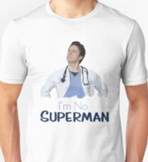 "Scrubs ""I'm No Superman"" T-Shirt"