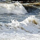 """"""" As the tide rushes in"""" by Malcolm Chant"""