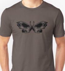 Skull In Butterfly T-Shirt