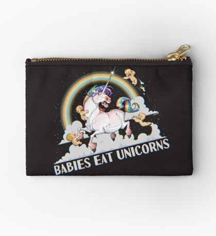 Babies eat Unicorns Studio Pouch
