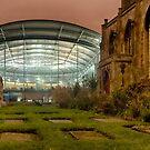 Norwich under Ophelia by Ruski