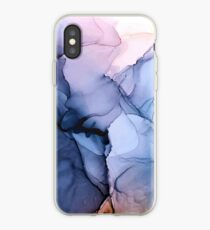 Captivating 1 - Alcohol Ink Painting iPhone Case