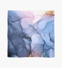 Captivating 1 - Alcohol Ink Painting Scarf