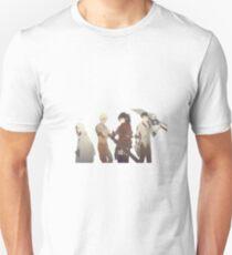 Team STRQ Concept Art T-Shirt