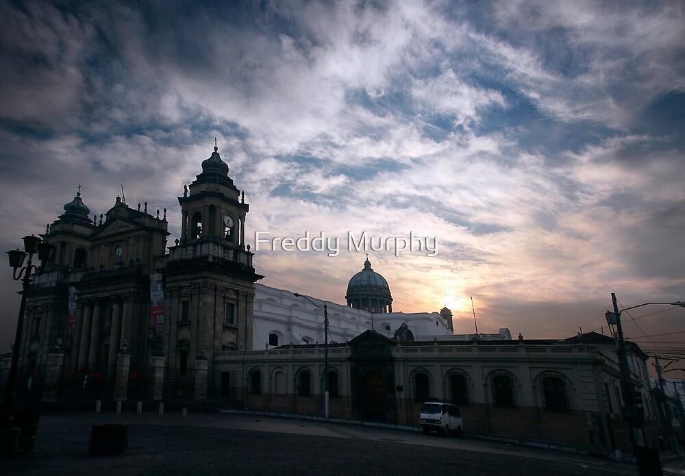 Metropolitan Cathedral of Guatemala by Freddy Murphy