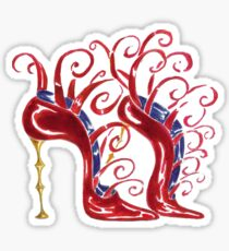 High Heel Shoes | Fashion Sticker