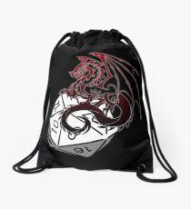 Make your choice Drawstring Bag