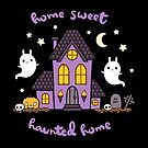 Home Sweet Haunted Home by nikury