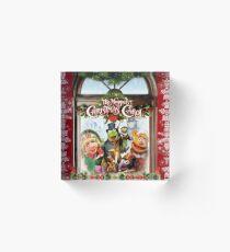 the muppet christmas carol Acrylic Block