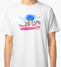 To Be On Cloud Nine Classic T-Shirt