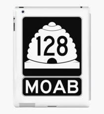 Utah 128 - Moab - SR 126 iPad Case/Skin