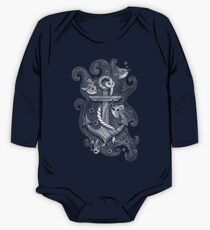 Lost Anchor One Piece - Long Sleeve
