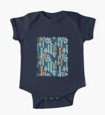 Watercolor carrot repeat Kids Clothes