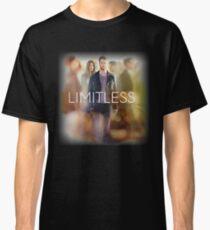 limitless - unlock nzt48 series Classic T-Shirt