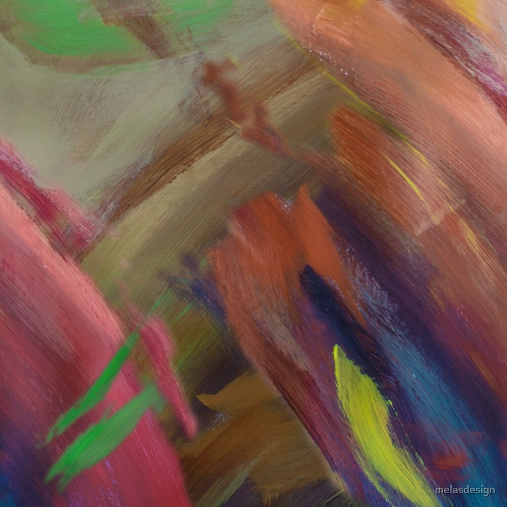 Abstract Emotion by melasdesign