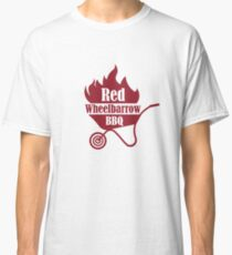 Red Wheelbarrow BBQ Classic T-Shirt