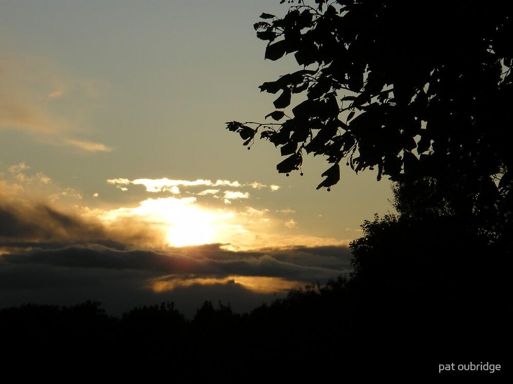 Urban Sunset by pat oubridge