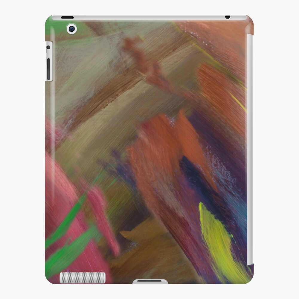 Abstract Emotion iPad Case & Skin
