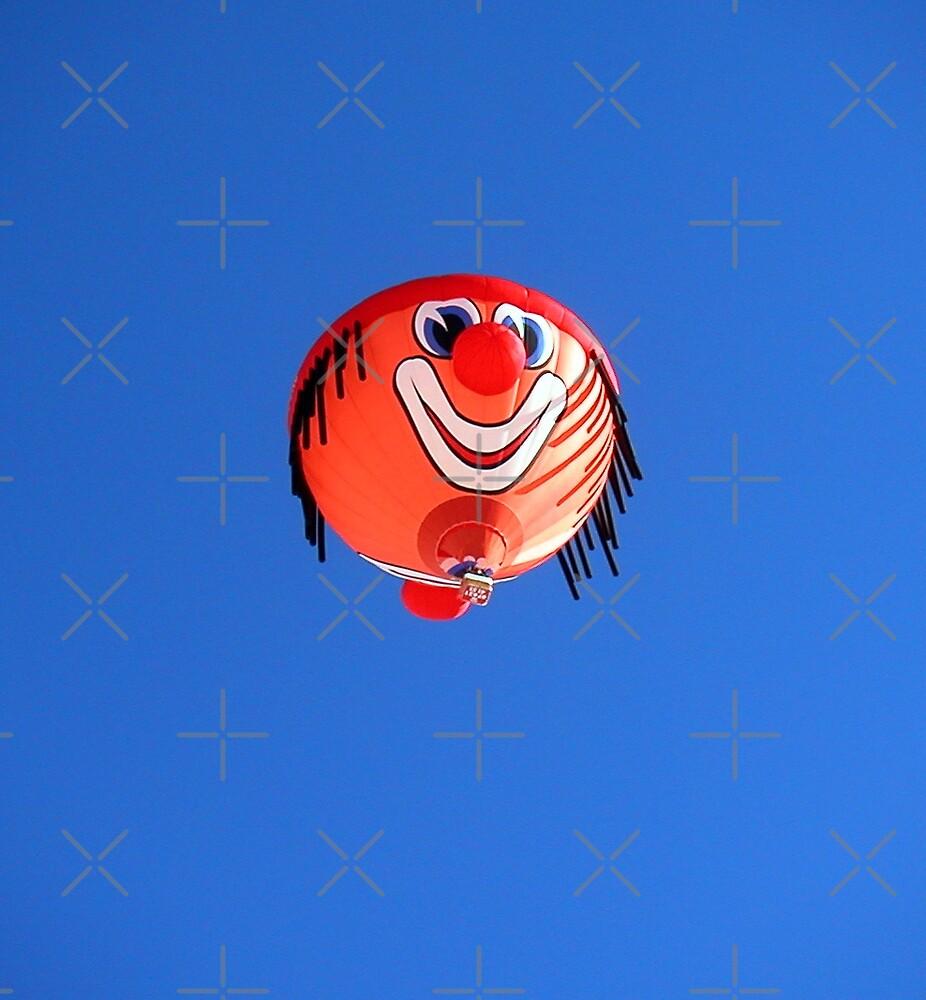 I'm no clown! by poupoune