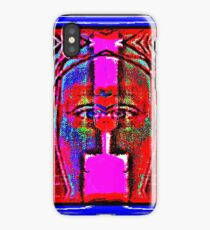 parables and paradoxes me and my shadow iPhone Case/Skin