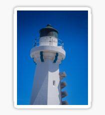 White Lighthouse Sticker