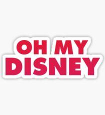 Oh My Disney Sticker