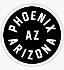 Phoenix - Arizona Sticker