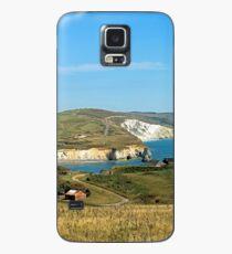 Freshwater Bay From Tennyson Down Case/Skin for Samsung Galaxy