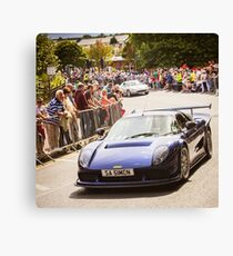 Noble M12 Supercar  Canvas Print