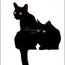 Cats by John Armstrong-Millar