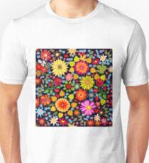 Colorful autumn carpet. T-Shirt
