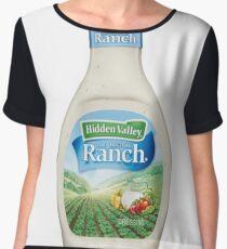 Hidden Valley Nature Ranch Women's Chiffon Top