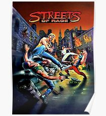 Streets of Rage ★ Poster