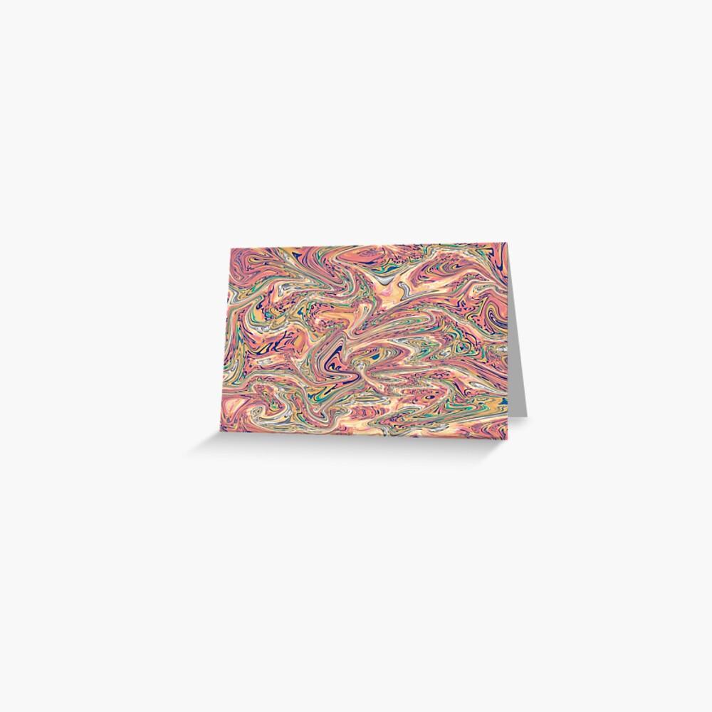 LaCroix Pamplemousse Marmor Grußkarte
